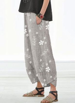 Women's Loose Pants (1528706)