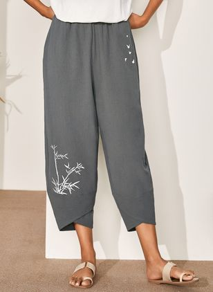 Women's Loose Pants (1539391)