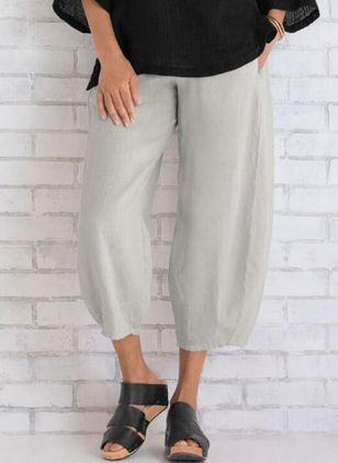 Women's Loose Pants (1533291)