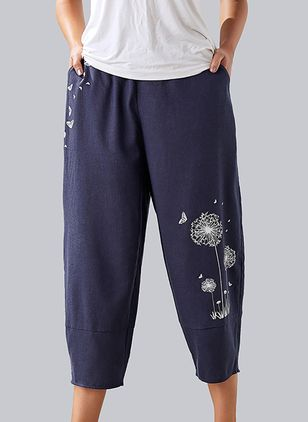 Women's Loose Pants (1501001)